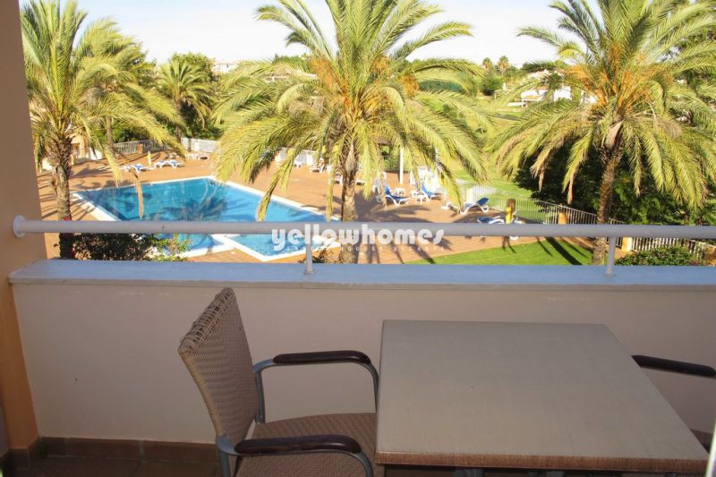 3-bed townhouse overlooking the golf course in Carvoeiro